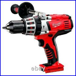 Milwaukee 0726-20 M28 28V 1/2 Hammer Drill with No. 2 Phillips Bit Bare Tool