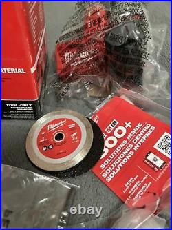 Milwaukee 2522-20 M12 Fuel 3 Cut Off Tool Grinder Bare only tool Brand New