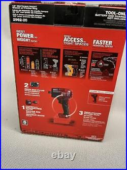 Milwaukee M18 FUEL 1/2in Mid-Torque Impact Wrench with Friction Ring Tool Only