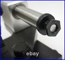 Motamec Hole Saw Tube Notcher Heavy Duty Pipe Angle Cutter Notching Tool