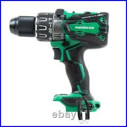 NEW Metabo HPT 1/2 36V Brushless Hybrid MultiVolt Hammer Drill DV36DA Bare Tool
