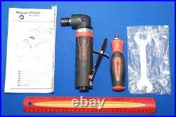 NEW Snap-on Tools 1 HP 12,000 RPM Black/Orange Heavy Duty Angle Die Grinder