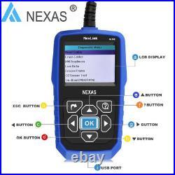 NEXAS NL102 24V Heavy Duty Truck Diagnostic Scanner Car HD Reader Tool NexLink