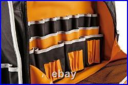 Neo Tools Heavy Duty Technicians Plumbers Tradesmen Open Tote Tool Bag 84-301