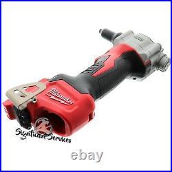 New Milwaukee 2550-20 M12 FUEL 12V Heavy Duty Cordless Battery Rivet Tool Only