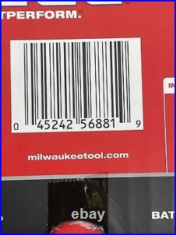 New Milwaukee 2854-20 M18 3/8 Drive Compact 4.9 Impact Wrench Bare Tool