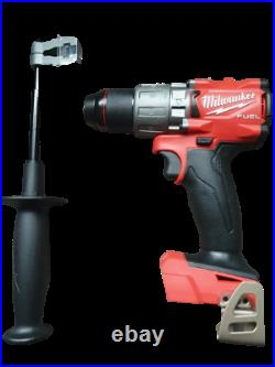 New Milwaukee FUEL 18V 1/2 Cordless Brushless Hammer Drill M18 2804-20 Tool Only