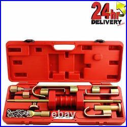 Power-Tec 5.4kg Slide Hammer Puller Heavy Duty Tool Kit & Attachments