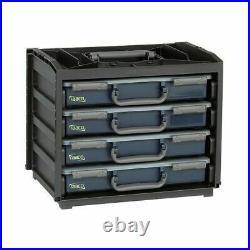 Raaco Handy Box Tool Van Garage Storage Case Screws Nails Parts Carry Case