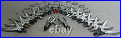 Range of 19 Heavy Duty Parallel Action Pliers Jewelry Making Crafts Single/ Set