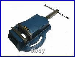 Rdg Tools 60mm Heavy Duty Vice Low Profile Drill Press Vice