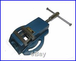 Rdgtools New 100mm Heavy Duty Vice Low Profile Machine Vice Engineering Tools