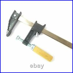 Set of 20-EDM, 36 Steel Bar Clamp Tool, Ratchet Quick Release for Metal or Wood