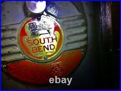 Shaper South bend 7 metal shaper heavy duty type cabinet trade only update