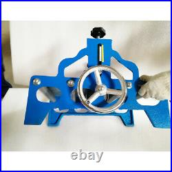 Slab machine Roller for Clay Heavy Duty Tabletop Adjustable No Shims Tool US New