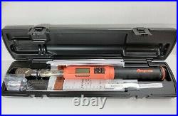 Snap On Tools 3/8 Drive Flex-Head Torque Wrench (5-100 ft-lb) ATECH2F100OB NEW