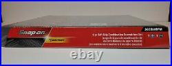 Snap On Tools 6 Pc Soft Grip Combination Screwdriver Set SGDX60BPM Pink NEW