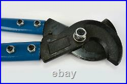 TEMCo HEAVY DUTY 24 750 mcm WIRE & CABLE CUTTER Electrical Tool 400mm2 NEW