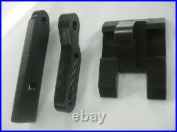 TOOL RESTS for vintage DELTA GRINDER ALL new, heavy duty, finest quality