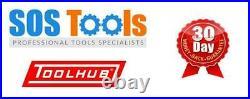 Tool Hub 10287 Heavy Duty Car Ramps 3 Ton Metal Stands Pair 8 Rungs