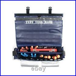 Tuff Tool Bags The Shoulder Bag Heavy Duty Electrician Industrial Mining Vinyl