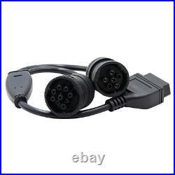 V500 CR-HD OBD2 Heavy Duty Truck & Car Fault Diagnostic Scanner Tool Code Reader