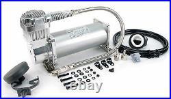 VIAIR 450c AIR COMPRESSOR 150psi 45040 12v Heavy Duty HD 100% Duty Tools Horns