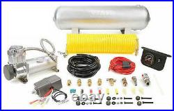 Viair 10007 450c Compressor 150psi Constant Duty On Board Air System 2.5g HD Kit