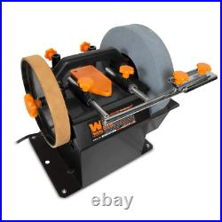 Water Cooled Sharpening System Wet Dry Heavy Duty Accessory Kit Carving Tool