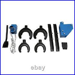 Workshops Strut Coil Spring Compressor Coil spring Car repair Hydraulic Tool